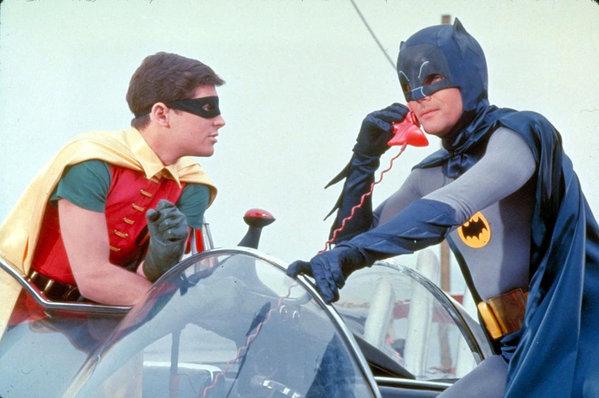 Holy nostalgia, Batman!